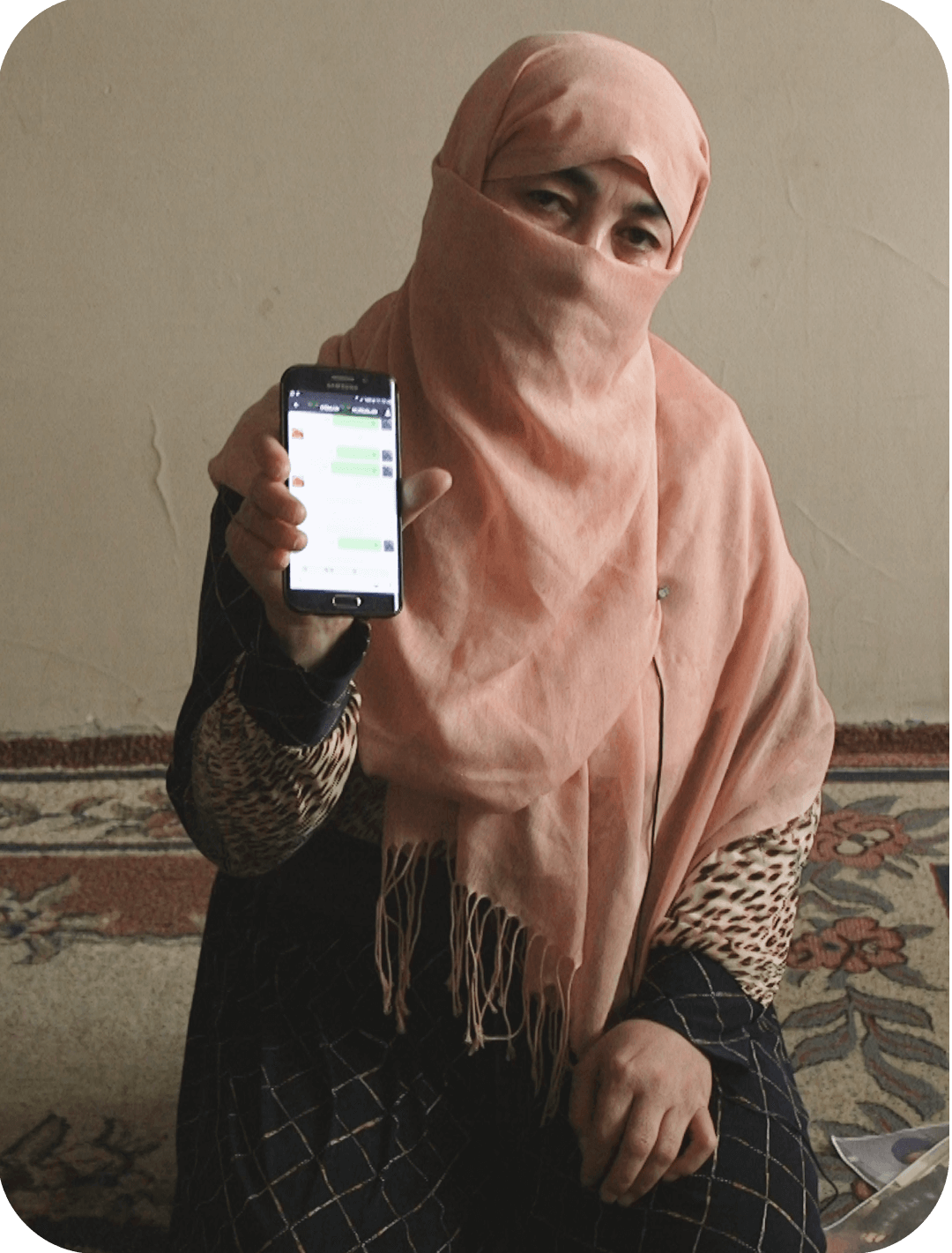 Uyghur Women Fighting China In Istanbul